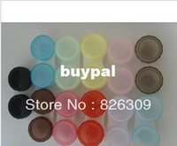 Wholesale 1000pcs pairs HOT SALE color contact lens cases eye contact Box for Freshlook lenspnm1