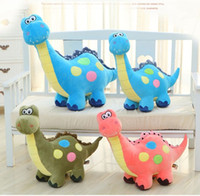 Wholesale 2015 New Jurassic Dinosaur Plush Toys Creative Cute Ragdoll Toys Children Queen Doll Small Dragon