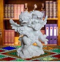 garden angels - Super Angel Cherub Baby Statue Indoor Outdoor Garden Bookshelf Decor