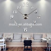 Wholesale New Modern Wall Clock Quartz Clock cm quot art living decor special gift