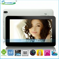 Wholesale New inch Quad Core Tablet PC Android KitKat OS With Dual Camera HDMI Bluetooth WiFi Play Store D M GB MID Actions ATM7029B