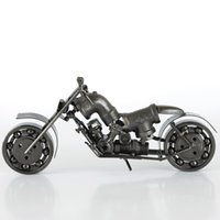 Wholesale mettle large iron motorcycle model cars furnishings Decoration creative gifts