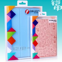 Wholesale 500pcs Universal ipad Case Package PVC Transparent Plastic Retail Packaging Box for ipad for Samsung Tablet