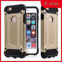Wholesale Fashion in TPU with PC shockproof waterproof case cover for iphone plus galaxy S5 s6 edge s7 s7 edge plus note