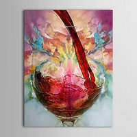 Wholesale Oil Paintings Modern Abstract Hi Q Hand painted Canvas Oil Painting Unframed x60cm