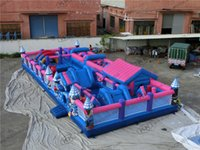 big jumping castles - hot sale inflatable amusement park inflatable jumping castle amusement park inflatable castle big