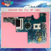 Wholesale For HP CQ62 Motherboard System Intel DAAX3MB16A1 laptop motherboard