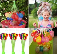 amazing games - 2015 Bunch ballons Water Ballon Minute Pack Magic Fun Filler New Party Fill water games toy amazing gift for kids