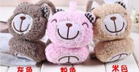 Wholesale Winter Warm Ear Muffs Cute Bear Style colors B3
