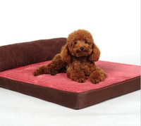 Wholesale Washable dirt whole kennel pet nest The large dog pet bed thickening cm
