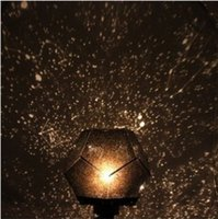 No led night light - 2015 Planetarium The Star Master Projector Romantic Light Lamp LED Night Light With The Power Adapter Free S H