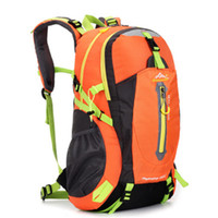 best backpack travel - Best Camping Hiking Backpacks Travelling Bags Unisex Nylon Polyester Patchwork Bakcpacks Outdoor Sports Back packs AL074