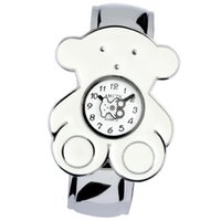 bearing compass - Spain teddy bear cute cartoon bracelet watch Korean fashion retro table fashion watches girl students