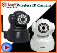 wifi ip dome - 3pcs Newest IP Camera Dome Webcam Cam Surveillance System Security Camera Cameras Wifi Network S63B