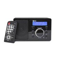 Wholesale Stock in Spain Internet Radios With Clock Sleep Timer Remote Control Powerful Speaker