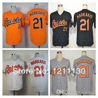 baltimore roads - 2015 New Cheap Baltimore Orioles Jersey Shirt Nick Markakis Baseball Jerseys Throwback Home Road Away Black Orange White Grey Men s
