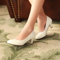 Where can i buy size 12 womens shoes. Plus-Size-4-12-New-2014-Thick-Heel