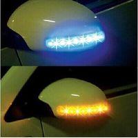 Precio de Coche espejo decorativo-Las luces decorativas de la luz LED de la atmósfera de las luces del coche libre del envío señalan el envío libre de las lámparas DC12v
