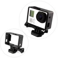 basic house - Sport Camera Standard Frame Housing Case With Basic Strap Mount and Screw For GoPro Hero