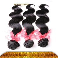 Wholesale 100 Brazilian Virgin Hair Queen Hair Products Hair Extension Body Wave Natural Color Mix length Hair Weaves Weft Bella Hair