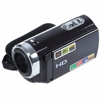 Wholesale New full HD P Digital Video Camera XZoom quot Inch TFT LCD DV Video Camcorder Recorder touch screen