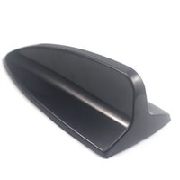 Wholesale Decorative Shark Fin Dummy Antenna Car Decoration Black Universal Fit Car Roof Mounted Shark Fin Shaped Antenna
