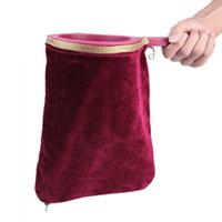 Wholesale magic tricks magic props Magis changing bag Make it appear or disappear beginner magic tricks Prop Close Up