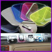 Wholesale DHL Silicone Skin Mat Car Pad Antiskid Mat Non slip Pad Holder