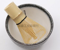 Wholesale New Arrive Natural Bamboo Chasen Matcha Whisk Preparing For Green Tea Powder Chasen Brush Tool for Matcha New