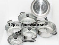 stainless steel cookware - stainless steel cookware pots set milk pot soup pot frying pan set casserole simple pots