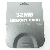 Wholesale High quality FOR NGC MEMORY CARD MB BLOCKS Full Capacity High Speed32MB MB MB memory card for gamecube