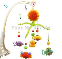 Wholesale Details about Baby Music Crib Bell Toy Cartoon Rotate Lovely Clockwork Twist Bed Soft Music
