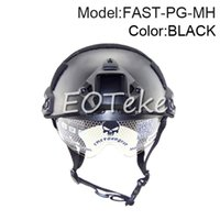 Wholesale Emerson Airsoft paintball Base Jump Helmet protective goggles military Tactics helmet Retail