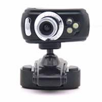 Cheap Hd from desktop notebook computer video camera Clip night-vision USB video with a microphone