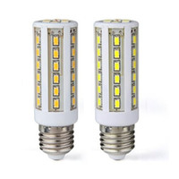 Wholesale 5 E27 V W LED Bulb Light SMD LED LM Solar Lamp