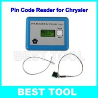 Wholesale 2015 Latest Version PIN CODE READER for Chrysler Car Key Programmers with High Quality