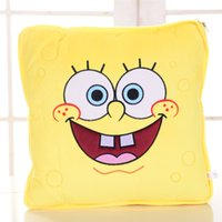 Wholesale New Quilt Animation Cartoon Multi function Dual Purpose Cushion Cover