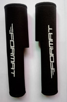 Wholesale PC Mountain bike fork cover road bike front fork protector cover for fork brake cover all black