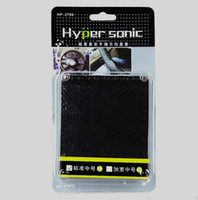 Wholesale Hypersonic Black DIY Snake Skin Leather Car Steering Wheel Cover With Needles and Thread
