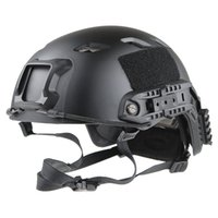 abs bicycle - TACTICAL LIGHTWEIGHT OPS CORE MILITARY HELMET BLACK ADJUSTABLE BICYCLE MOTORCYCLE ULTRALIGHT HELMET