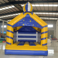 balloons equipment - AOQI amusement park equipment heathy care kids inflatable bed castle inflatable balloon bouncers inflatable jumping bouncer make in China
