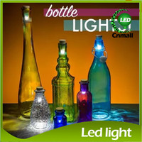 Cheap Cork Shaped Rechargeable USB LED Night Light Empty Bottle Suck Lamp Power Bank Light Lamp Wine Bottle Light Party Holiday Christmas Light