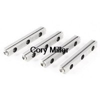 Wholesale Silver Tone NV Type Linear Motion Bearing V1 Z mm x mm order lt no track