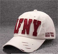 afny cap - Baseball Cap AFNY Embroidery Letter Sun Hats Adjustable Snapback Hip Hop Dance Hat Summer Outdoor for Women colors