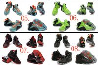girls basketball shoes - 12 Colours High Quality Air Lebronlis Instinct Cave Purple Hyper Grape Youth Children Boys Girls Kids Basketball Shoes