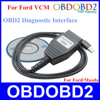 Wholesale Lowest Price For Ford VCM Professional Diagnostic Interface For Ford Mazda VCM IDS Scan Tool