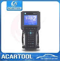 Wholesale 2015 Gm Tech Scanner Gm Diagnostic Tool High Performance Gm Tech2 Softwares withFree DHL Shipping