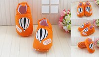 Wholesale Orange balloon toddler shoes neonatal single shoes baby Casual shoes cartoon children shoes new style boys girls shoes pairs J