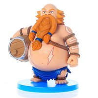 action fighting games - LOL Action Figure Game Fighting Role Model Toy For Collection Gift Gragas The Rabble Rouser About cm