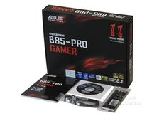 asus gamer desktop - original new motherboard for Asus B85 PRO GAMER DDR3 LGA All solid Desktop motherborad